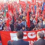 La manovra camaleontica, lo sdegno dei cittadini e lo sciopero della Cgil. By Enrico Monaco