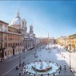 ROMA, STIAMO ARRIVANDO: NICHI, ANTONIO E LA BANDIERA