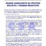 Parere negativo CSA/ral Comune di Imola su proposta nuova srl