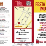 IMOLA: FESTA CGIL (6-10 SETTEMBRE 2012)