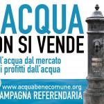REFERENDUM ACQUA BENE COMUNE: L'ASSEMBLEA BOCCIA LA RISOLUZIONE CHE NE CHIEDE L'APPLICAZIONE By LIANA BARBATI (IDV)