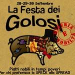 Festa dei Golosi: quest'anno preferisci lo speck allo spread!