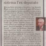 SPOSETTI, ITALIA SURACE E LA DOPPIA MORALE IMOLESE By MARIO ZACCHERINI