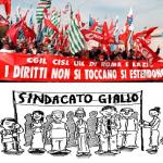 IMOLA 2015: CGIL IMOLA SINDACATO GIALLO ? By MARIO ZACCHERINI